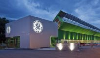 GE's Distributed Power plant in Jenbach, Austria