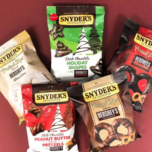 Snyder's of Hanover products