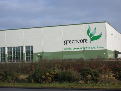 A Greencore Group building