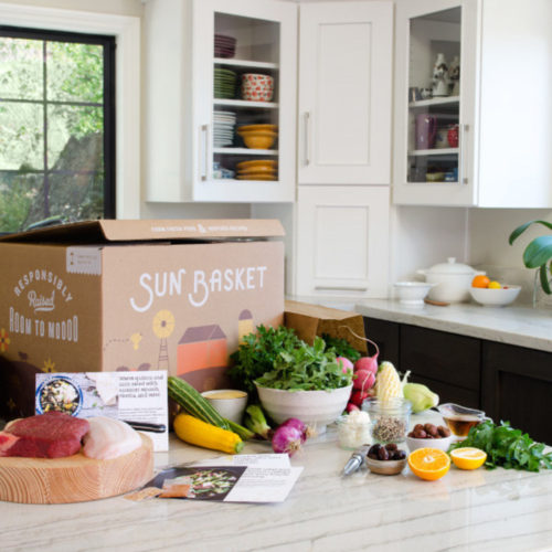 A healthy meal kit service provider Sun Basket is a meal kit delivery company based in San Francisco