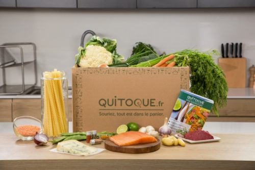 Quitoque - French meal kit delivery company