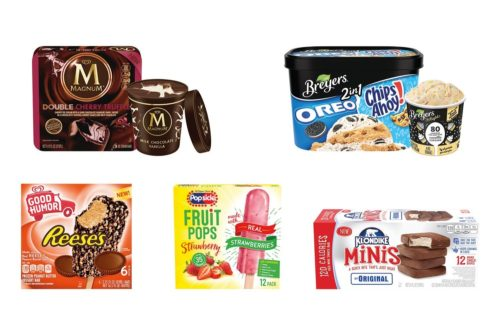 New Unilever Ice Cream products launched in US