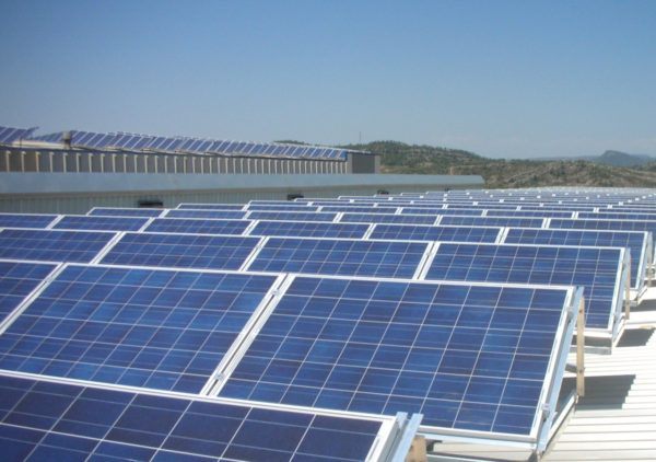 The Totana solar farm in Spain will be made up of 248,000 photovoltaic modules.