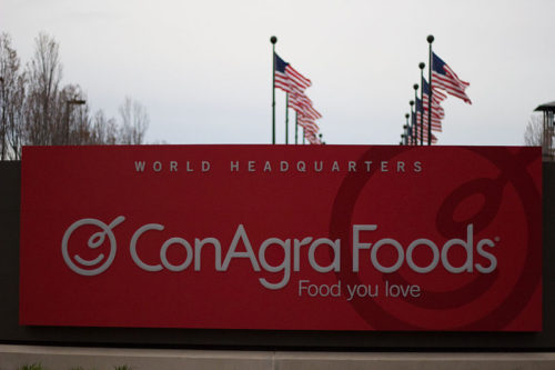 Conagra acquisition of Pinnacle Foods