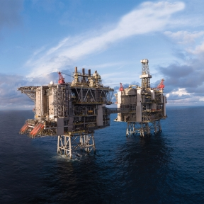 Clair Ridge project located in Scottish territorial waters