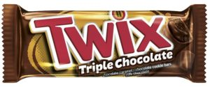 Mars Wrigley Confectionery has launched a new variety of TWIX - TWIX Triple Chocolate Cookie Bars.
