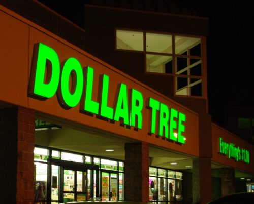 Dollar Tree to build new retail distribution center in Texas