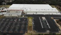 The new McLane grocery distribution center in Florida