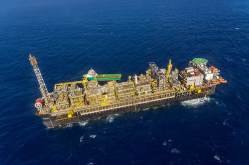 P-67 FPSO commences production from Lula North project in Santos Basin