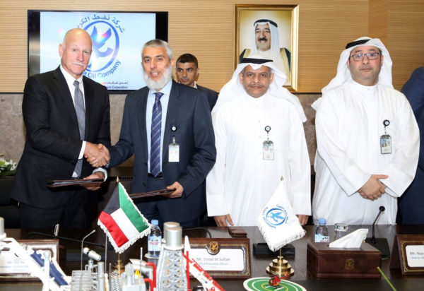Halliburton bags offshore services contract from Kuwait Oil Company