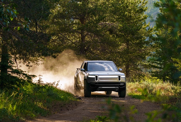 Cox Automotive investment in Rivian, US electric vehicle manufacturer