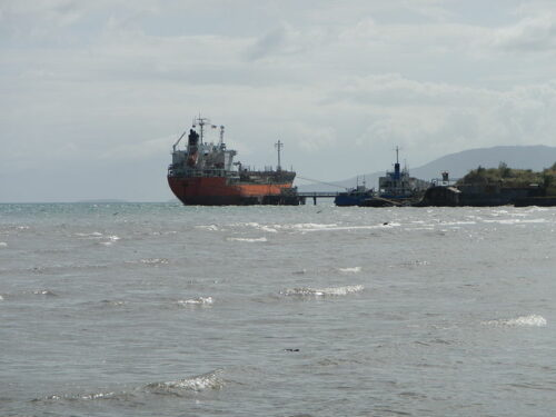Luzon LNG project Bay of Batangas