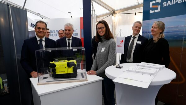 Njord oil field - Saipem wins wireless subsea drone contract