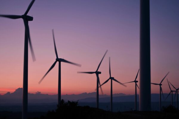 The Rocky Forge Wind farm in Virginia will power up to 21,000 homes.