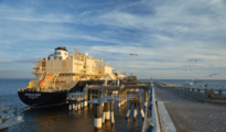 Dominion Energy's Cove Point LNG Terminal loaded its 100th commercial LNG ship