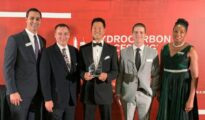 Hydrocarbon Processing 2019 Awards - Fluor bags best gas processing/LNG technology for its Deep Dewpointing Process