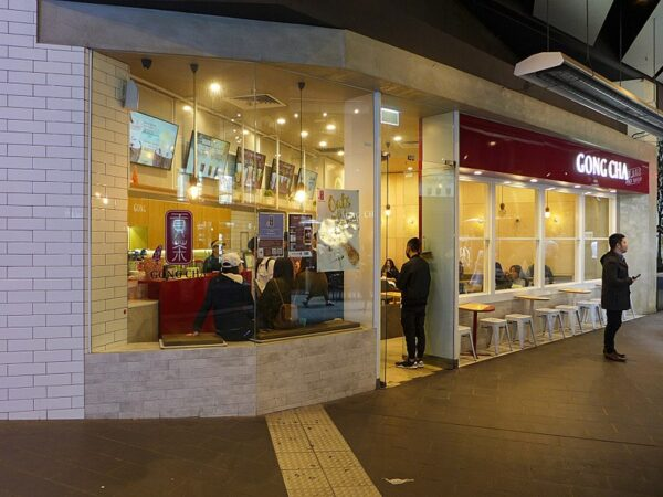 Taiwanese tea brand Gong cha secures investment from TA Associates