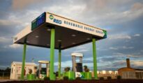 Renewable Energy Group opens first biofuel station in Seneca, Illinois