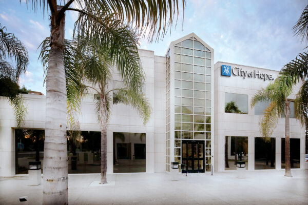 City of Hope Newport Beach is a new cancer treatment facility in Orange County, CA