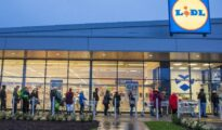Lidl Dumbarton store opening news | Lidl opens 800th store in UK