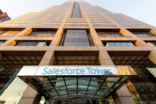Salesforce acquisition of Evergage