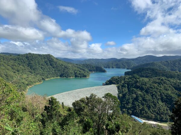 The Angat hydropower plant in the Philippines