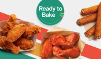7-Eleven ready-to-bake items.