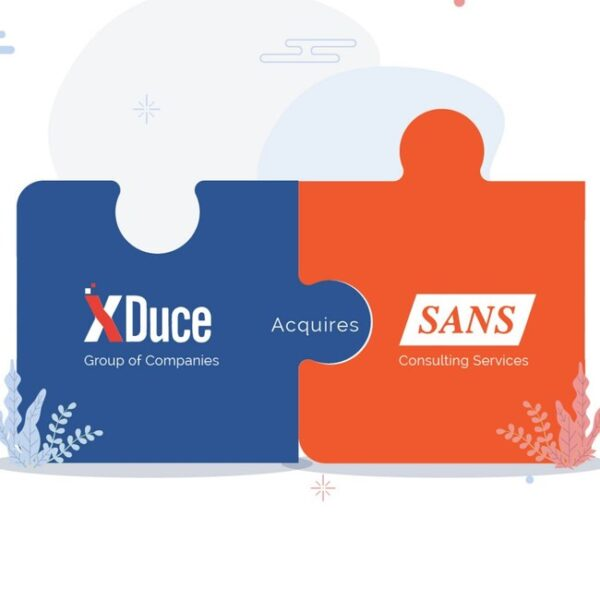 XDuce acquisition of SANS Consulting