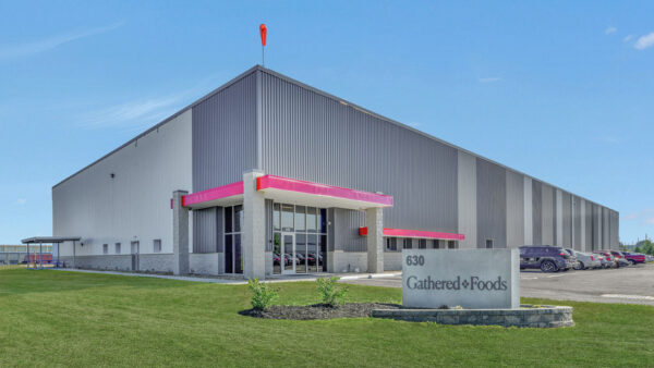 Gathered Foods opens production plant in Ohio for Good Catch products