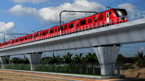 Contracts worth $1.7bn awarded for the Malolos–Clark Railway Project.