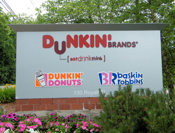 Inspire Brands acquisition of Dunkin' Brands