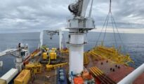 bp begins gas producrion from the Qattameya gas field in Egypt.