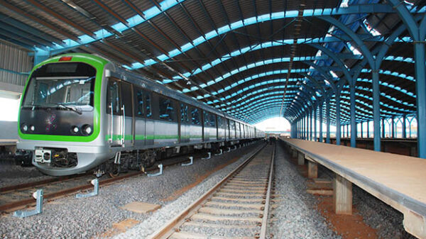 Bengaluru Metro Rail Project secures $500m loan from ADB for expansion