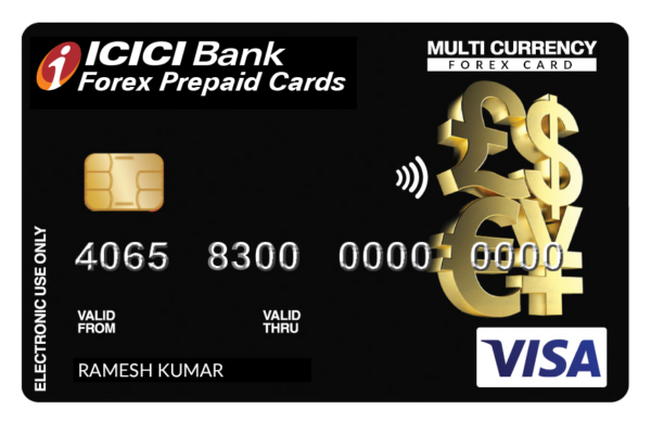 ICICI Bank launches InstaFX app for authorized money changers to help customers swiftly get ICICI Bank Forex Prepaid Card