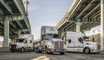 Self-driving truck technology provider Plus secures $200m for commercialization of its automated trucks