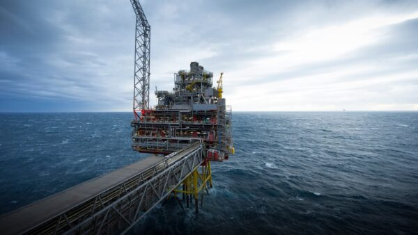 Vysus Group wins contract from Aibel to support upgrade and electrification at Equinor's Oseberg oil field
