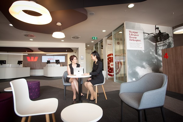 Westpac Banking combines consumer and business units