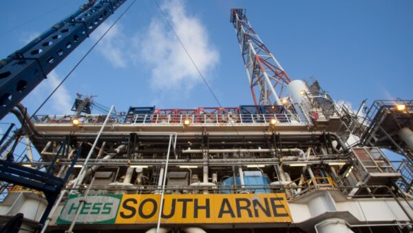 INEOS Energy to acquire HESS Denmark, operator of Syd Arne oil field