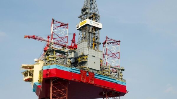Maersk Drilling wins $9.6m contract for Maersk Integrator rig from Aker BP