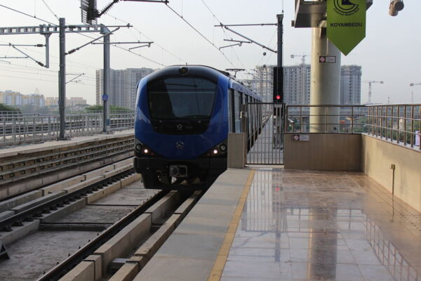 Larsen & Toubro (L&T) bags two contracts from Chennai Metro Rail