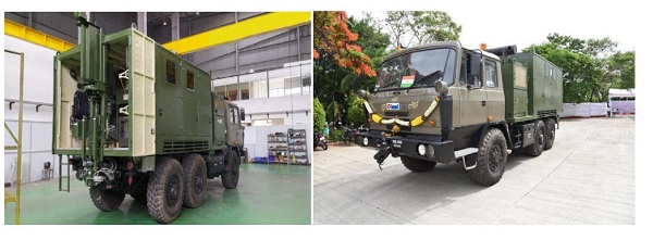 BEML Limited launches prototype of MK-II mechanical minefield marking equipment
