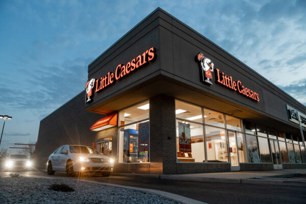 Little Caesars to open 50 pizza restaurants in Portland and Seattle by 2026