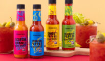 United Natural Foods introduces Woodstock hot sauces line in US